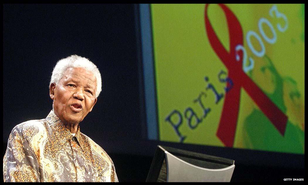 Nelson Mandela 1918 - 2013 (© Getty Images)