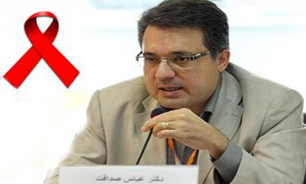 The Head of AIDS Control Office of the Ministry of Health, IRAN, Dr. Abbas Sedaghat
