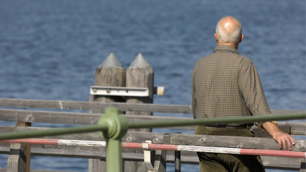 Man in his 50s photo: Thinkstock