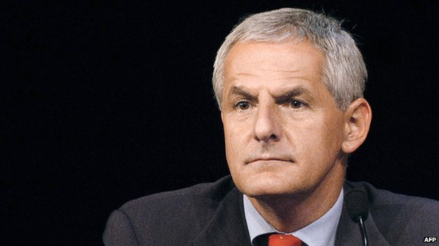 Prominent scientist and clinician Prof Joep Lange was on board the flight photo: AFP