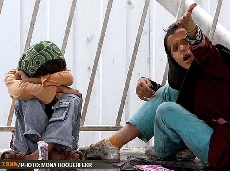 Street-Children-Tehran