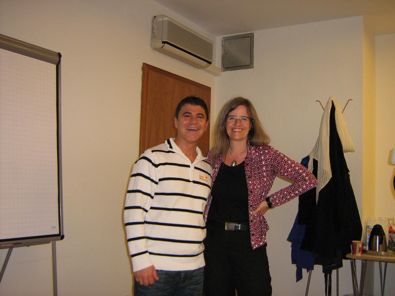 MuMM - Schulung, Abschlussparty, Zertifikat 09
