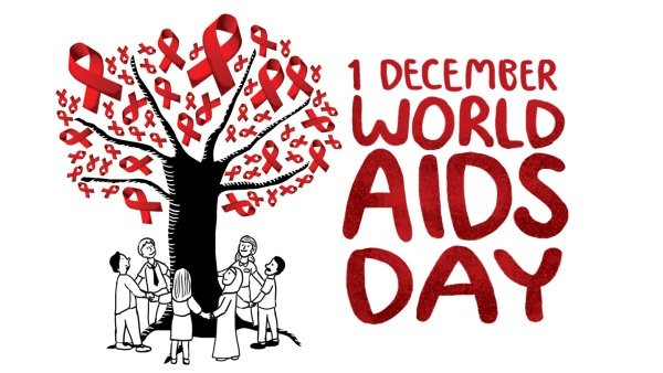 World Aids Day on December 1